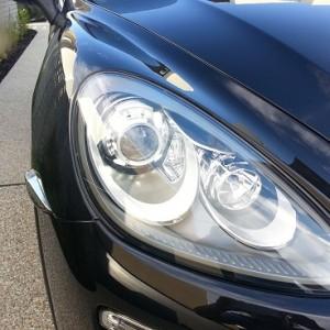 Porsche headlight Xenon 2